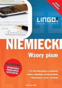 Niemiecki. Wzory pism