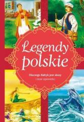 Legendy polskie. Dlaczego Bałtyk jest słony i inne