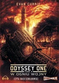 Odyssey One T.4 W ogniu wojny audiobook