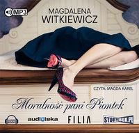 Moralność Pani Piontek. Audiobook
