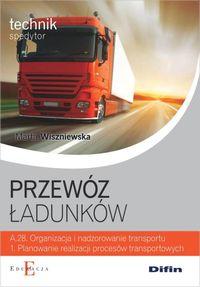 Technik spedytor - Przewóz ładunków A.28.1