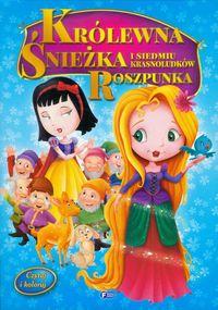 Czytaj i koloruj - Królewna Śnieżka / Roszpunka