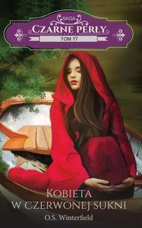Czarne Perły T.17 Kobieta w czerwonej sukni