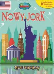 Nowy Jork. Moc zabawy. 12 figurek i mata do zabawy