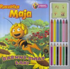 Pszczółka Maja. Barwny świat łąki