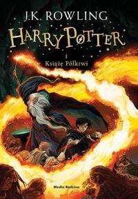 Harry Potter 6 Książę Półkrwi TW w.2016