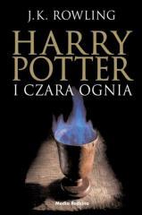 Harry Potter 4 Czara Ognia TW (czarna edycja)