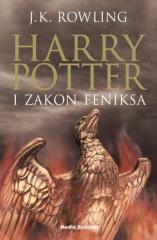 Harry Potter 5 Zakon Feniksa TW (czarna edycja)