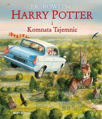 Harry Potter i Komnata Tajemnic wyd. ilustrowane