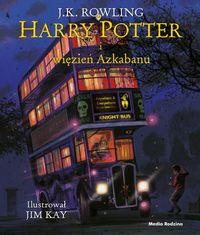 Harry Potter i więzień Azkabanu ilustrowany