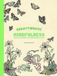 Kreatywność i Mindfulness.100 ilustracji roślin