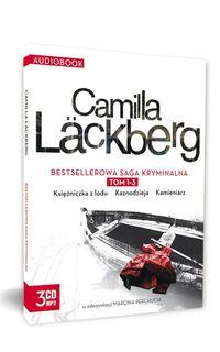 Pakiet Camilla Lackberg T.1-3 Audiobook