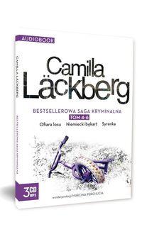 Pakiet Camilla Lackberg T.4-6 Audiobook