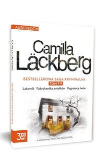 Pakiet Camilla Lackberg T.7-9 Audiobook