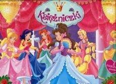 Księżniczki - teczka z książeczkami