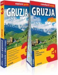 Explore!guide Gruzja 3w1 Przewodnik