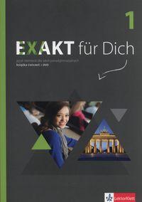 Exakt fur Dich 1 ćwiczenia +DVD LEKTORKLETT