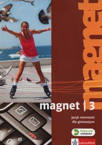 Magnet 3 KB + 2 CD wersja wieloletnia LEKTORKLETT