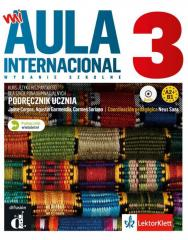 Mi Aula Internacional 3 podr. wieloletni + CD