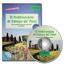 Il Fruttivendolo di Campo de Fiori A2/B1 + CD PONS