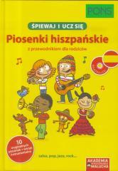Śpiewaj i ucz się. Piosenki hiszpańskie PONS