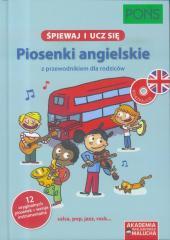 Śpiewaj i ucz się. Piosenki angielskie PONS