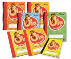 Żyrafa Ola. Kompleksowy kurs dla 5-latków