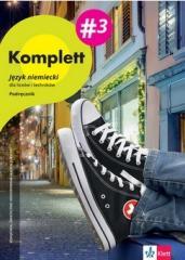 Komplett 3 Podręcznik wieloletni + 2 CD