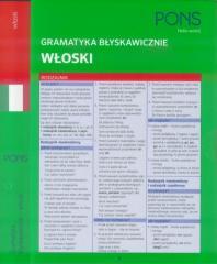 Gramatyka błyskawicznie. Włoski PONS