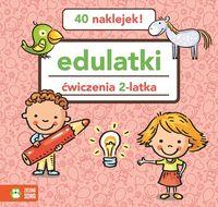 Edulatki. Ćwiczenia 2-latka w.2017