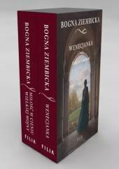 Pakiet: Miłość w cieniu wielkiej wojny/Wenecjanka