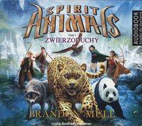 Spirit Animals T.1 Zwierzoduchy. Audiobook