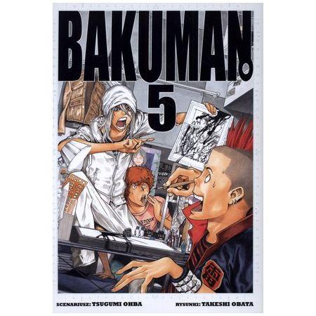 Bakuman. Tom 5