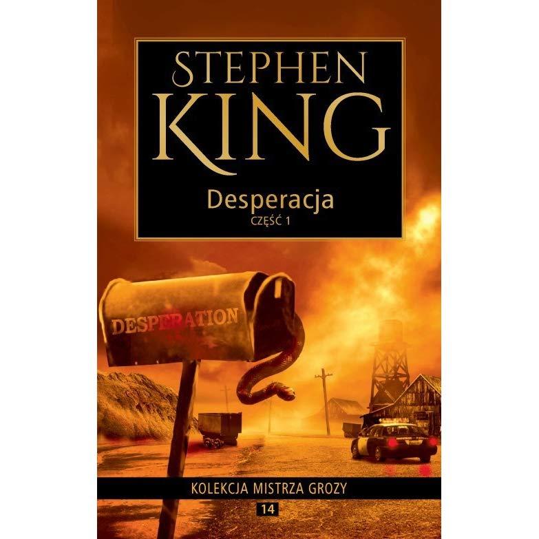 Desperacja. Część 1