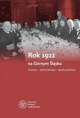 Rok 1922 na Górnym Śląsku