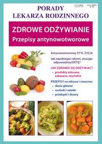 Porady lek. rodzinnego. Zdrowe odżywianie Nr115