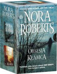 Pakiet - Kłamca + Obsesja. Nora Roberts