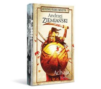 Mistrzowie Polskiej Fantastyki- Achaja - tom 1 cz. 1