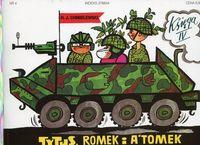 Tytus, Romek i A'Tomek - Księga 4 w.2017