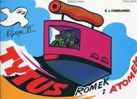Tytus, Romek i A'Tomek - Księga 11 w.2017