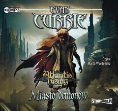 Atlantis Rising T.2 Miasto demonów. Audiobook