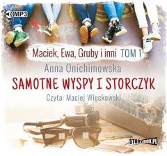 Maciek, Ewa, Gruby i inni T.1 audiobook