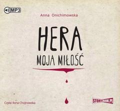Hera moja miłość audiobook