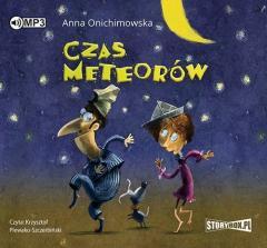 Czas meteorów audiobook