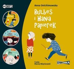 Pakiet: Bulbes i Hania Papierek (3 CD)