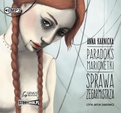 Paradoks marionetki. Sprawa Zegarmistrza audiobook