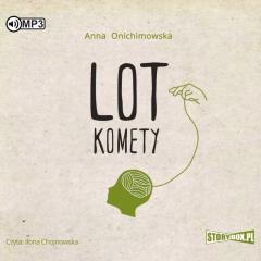 Hera T.2 Lot Komety audiobook