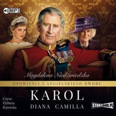 Opowieści z angielskiego dworu T.1 Karol audiobook