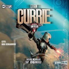 Hayden War T.3 Walkiria w ogniu audiobook