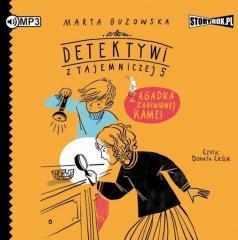 Detektywi z Tajemniczej 5 T.1 audiobook